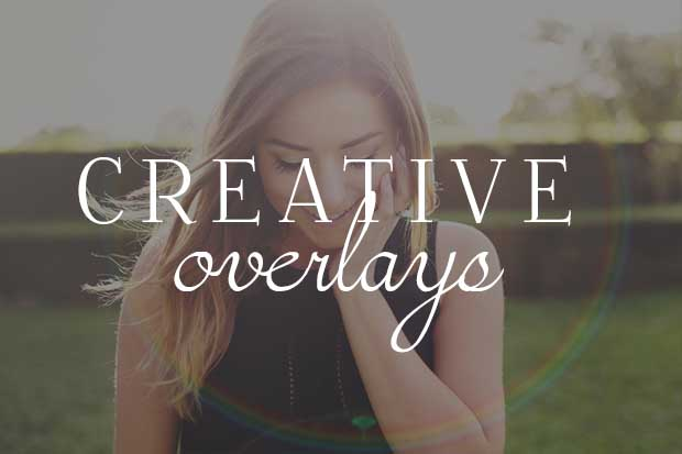 Creative Overlays & Photoshop editing tools for photographers. Free samples and free tutorials available at www.morganburks.com