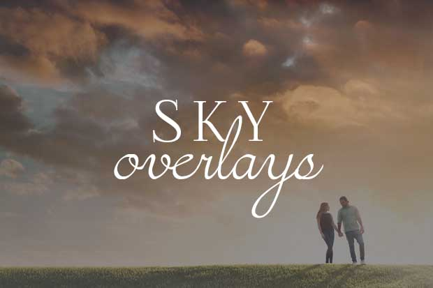 Sky Overlays & Photoshop Editing Tools for Photographers. Free samples and free tutorials available!