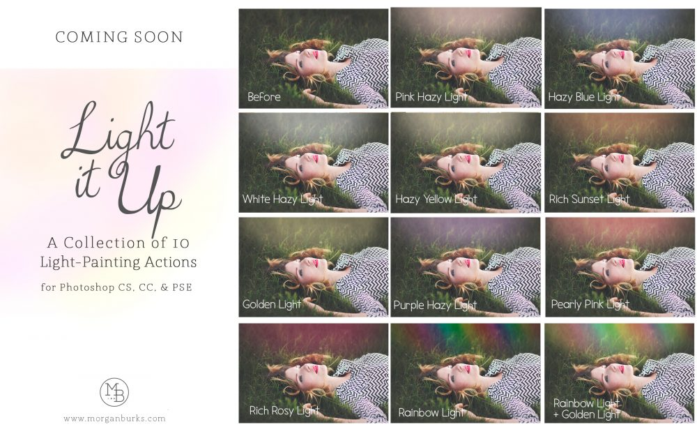LightItUp 2 MB Light It Up Actions Collection - Morgan Burks