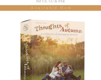 MB Thoughts of Autumn Actions Collection