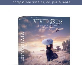 MB Vivid Skies – Sky Overlays