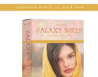 MB Galaxy Bokeh Texture Collection