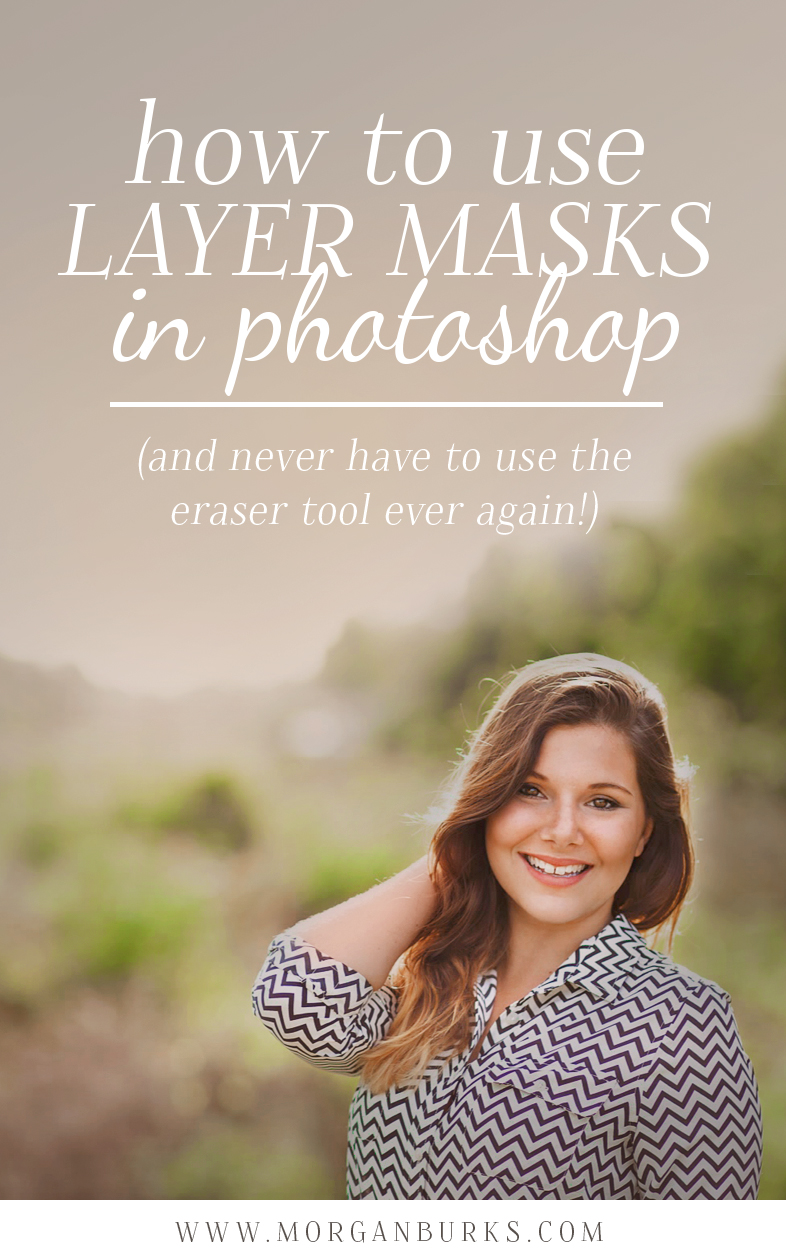 If the eraser tool is any part of your Photoshop workflow, this tutorial will show you a better way to remove or refine adjustments in Photoshop with Layer Masks!