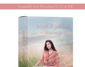 MB Poised & Polished Actions Collection