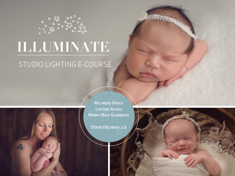 Illuminate Course – Learn studio lighting