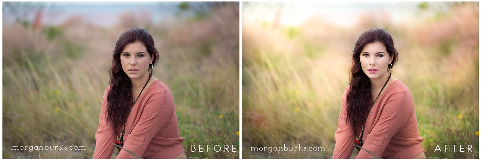 If you're brand new to Lightroom Presets, start here! This post will explain what they are, how to use them, and even give you a free sample to try!