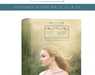 MB One Fell Swoop – Photoshop Actions