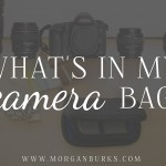 Interested in seeing what I shoot with? Check out this post to take a peek at what's in my camera bag!