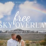 Free Sky Overlay for Photoshop and Elements