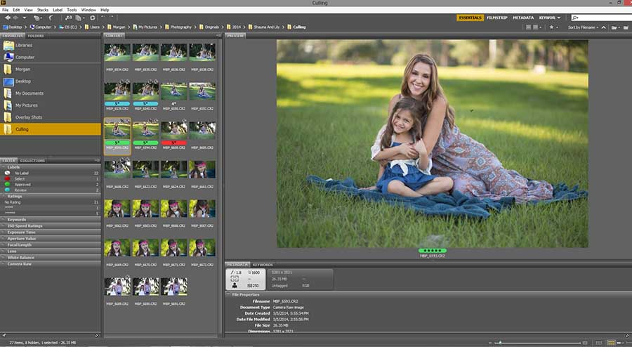 How-To-Organize-Images-in-Adobe-Bridge