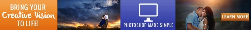 Learn Photoshop Online with The Photoshop Fanatic Course