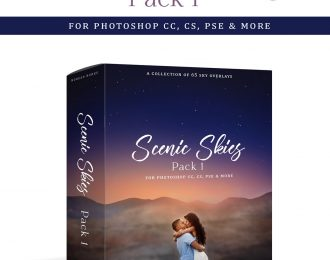 MB Scenic Skies [ Pack 1 ] – Sky Overlays