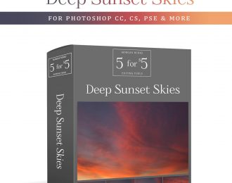 MB 5-for-$5 Pack – Deep Sunset Skies
