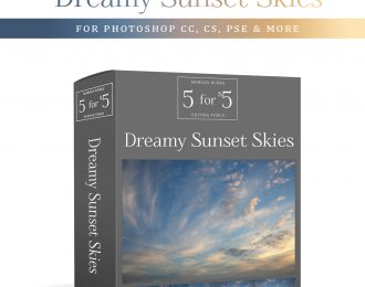 MB 5-for-$5 Pack – Dreamy Sunset Skies