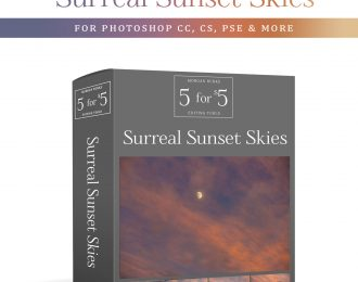 MB 5-for-$5 Pack – Surreal Sunset Skies