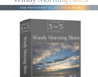 MB 5-for-$5 Pack – Windy Morning Skies
