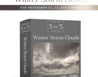 MB 5-for-$5 Pack – Winter Storm Clouds