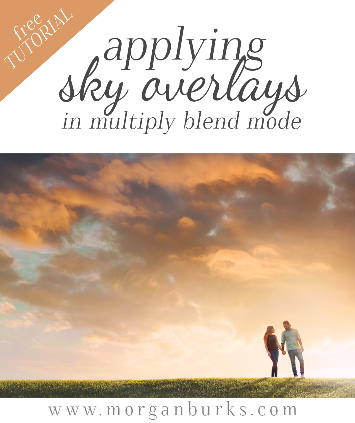 Learn to apply sky overlays like a pro with these 5 Sky Overlay Tutorials for Photoshop!
