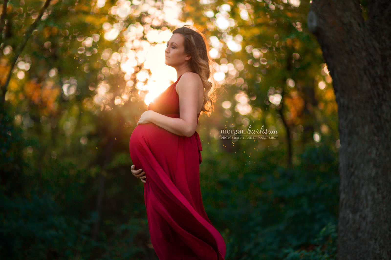 Manhattan KS Maternity and Family Portrait Photographer - Morgan Burks