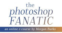Learn Photoshop online with The Photoshop Fanatic Course!