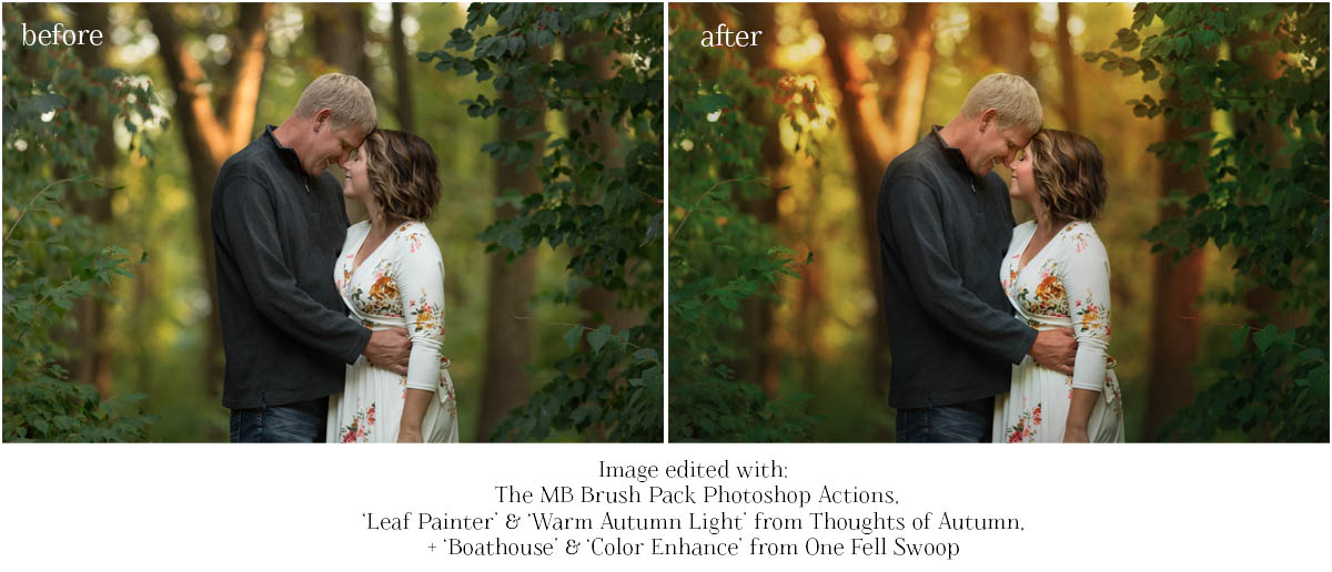 Photoshop Actions for Portrait Photographers - www.morganburks.com