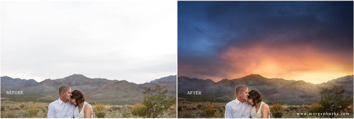 Use your Brush Tool to create a light effect in Photoshop