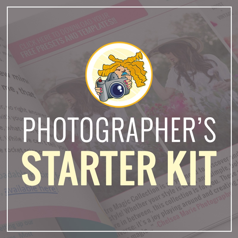 Photographers-Starter-Kit